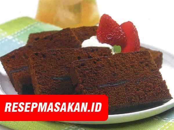 resep brownies kukus, cara membuat brownies, tutorial membuat brownies, kue brownies enak